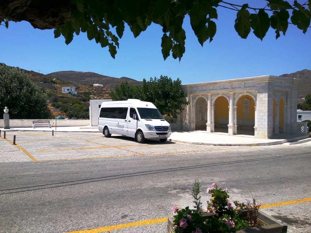 Tour of Tinos - Private